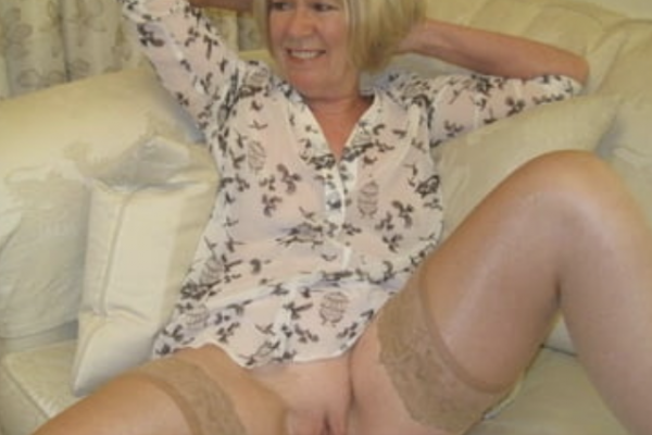 Hot British Milf