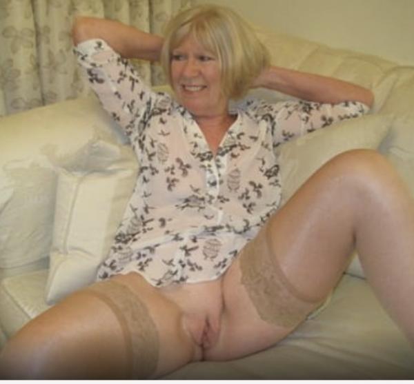 Hot British Milf